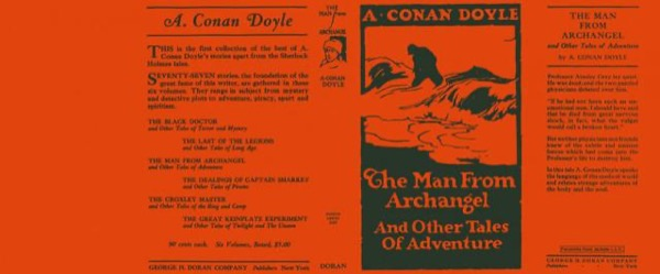 Read The Man from Archangel, and Other Tales of Adventure online