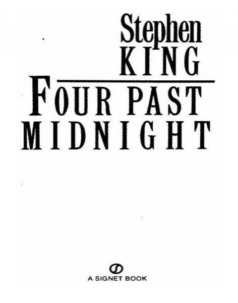 Read Four Past Midnight online