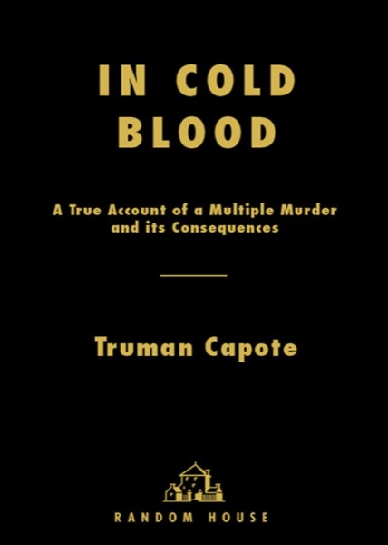 Read In Cold Blood online