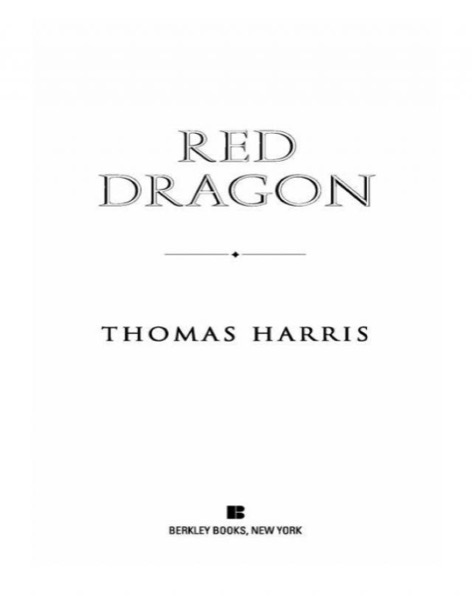 Read Red Dragon online