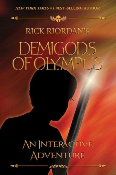 Read The Demigods of Olympus: An Interactive Adventure online