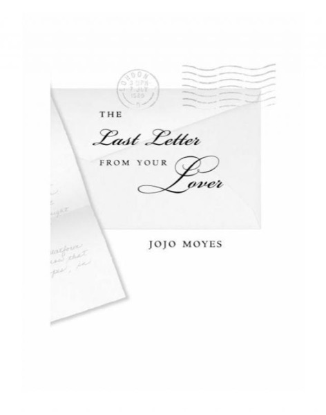Read The Last Letter From Your Lover online